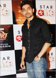 Gurmeet Choudhary at the launch of the show GHSP